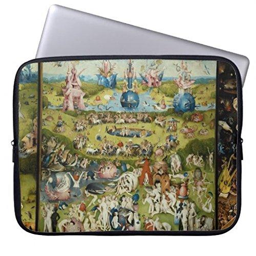 piaLine mit Protector Case Tasche Hieronymus Bosch The Garden of irdischen Delights Computer Sleeve 38,1cm