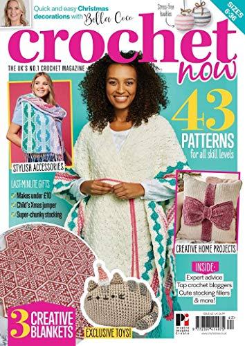 Crochet Now Magazine