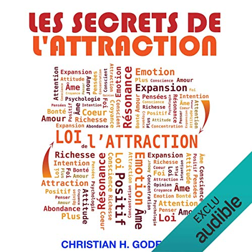 Les secrets de l'attraction audiobook cover art