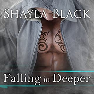 Falling in Deeper     Wicked Lovers, Book 11              Auteur(s):                                                                                                                                 Shayla Black                               Narrateur(s):                                                                                                                                 Christian Fox                      Durée: 8 h et 49 min     Pas de évaluations     Au global 0,0
