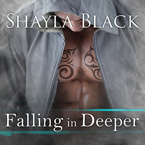 Falling in Deeper audiobook cover art