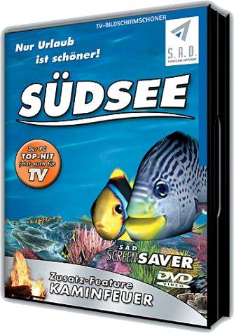 Südsee DVD TV-Bildschirmschoner