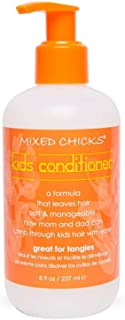 Mixed Chicks Kids Gentle Conditioner with Safflower Seed Oil for Soft & Manageable Hair, 8 fl.oz.