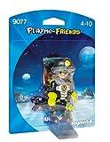 Playmobil Playmofriends- Espía Mega Master Muñecos y Figuras, Multicolor, 12 x 4,1 x 16 cm (Playmobil 9077)