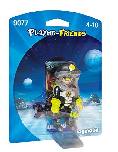 Playmobil 9077 - Spia Spaziale, Multicolore