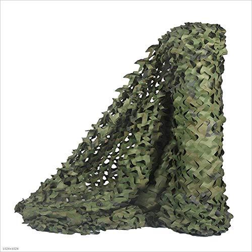 M-Y-L Mesh nettingSunshade Net Outdoor Camouflage Net Anti-vliegtuig Schaduwzeilen voor Tuin, Balkon, Auto, Dak, Buiten Patio