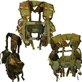 Enhanced Tactical Load Bearing Vest Previously Issued