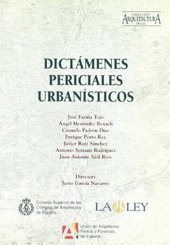 Dictámenes periciales urbanísticos