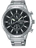 Pulsar PZ6013X1 - Reloj de Pulsera para Hombre (Acero Inoxidable, Funciona con energía...