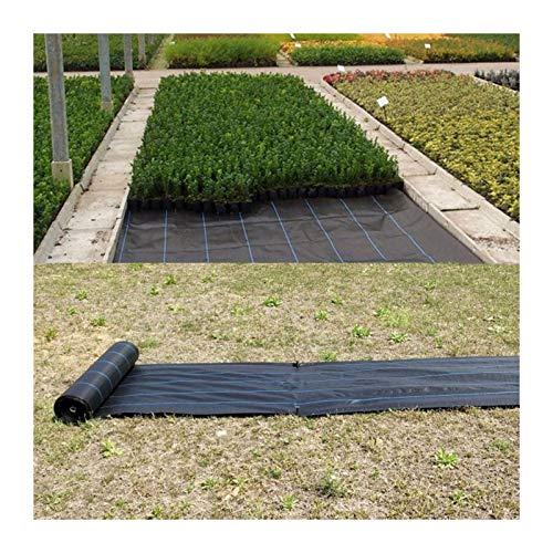 MAHFEI Gartenvlies Unkrautvlies, Schwerlast Gewebelandschaft Bodendecker UV-stabilisiert Unkrautfolie Einfache Installation Für Landwirtschaft Und Andere Gartenarbeit Im Freien