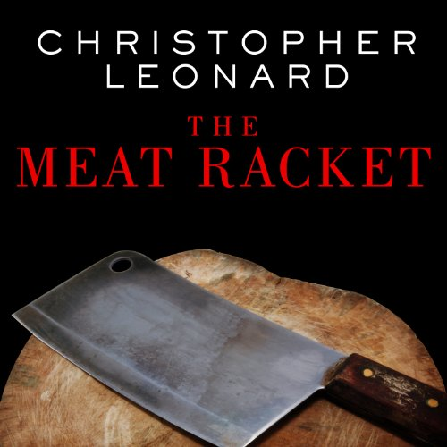 The Meat Racket audiobook cover art