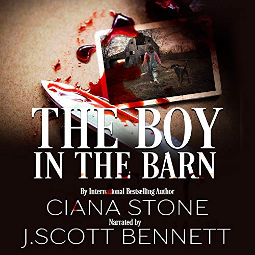 The Boy in the Barn cover art