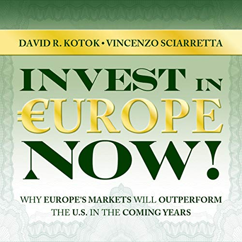Invest in Europe Now! cover art