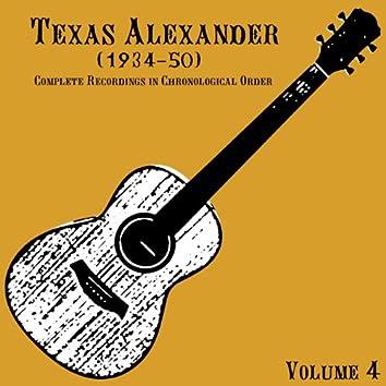 Texas Alexander, Vol. 4