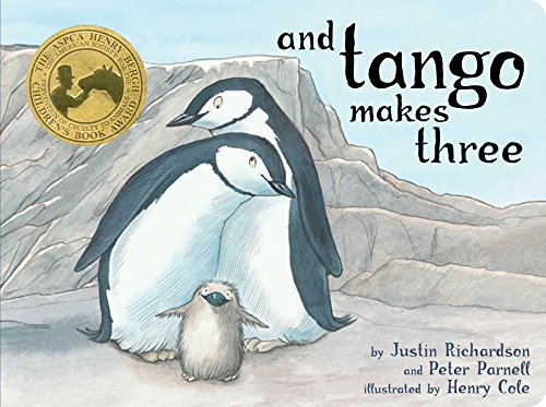 And Tango Makes Three by Julie Richardson