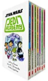 Star Wars Jedi Academy Series 7 Books Collection Set (Books 1 - 7) by Jeffrey Brown (Jedi Academy, Phantom Bully, New Class, Force Oversleeps, Revenge of the Sis & MORE!)
