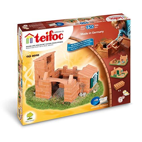 Teifoc Construction Briques - T8010 - Château/Maison