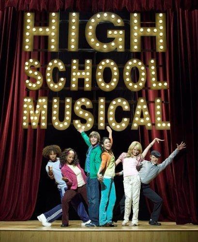 High School Musical–Póster de la película (27x 40Inches–69cm x 102cm) (2006) (estilo B) por decorativo pared Póster