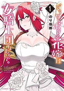 どうやらボクの花嫁は女騎士団なようで。 1巻 表紙画像