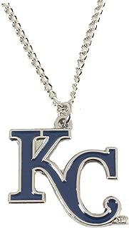 aminco Kansas City Royals Logo Necklace