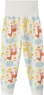 nouler Underwear Set High Waist Pants Boys and Girls Baby Infant Cotton Autumn Long Children's Pants Thermal Sleeve