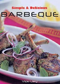Simple And Delicious Bbq 1845430042 Book Cover