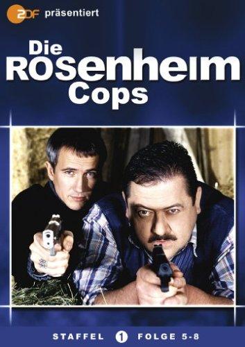 Die Rosenheim Cops - Staffel 1/Folge 5-8