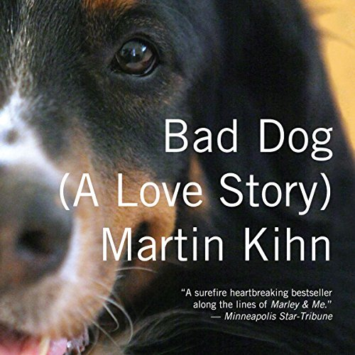 Bad Dog audiobook cover art