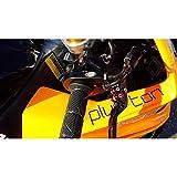 Scm Racing Comando Gas Rapido con Cavi, KAWASAKI ZX-10 R, 2004-2012...