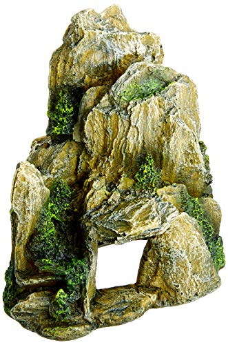 Europet Bernina 234-104569 Aquariendekoration Stone, 19 cm, moos