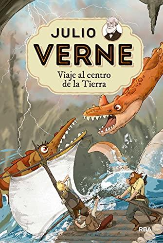 Julio Verne 3. Viaje al centro de la Tierra: 003 (Inolvidables)