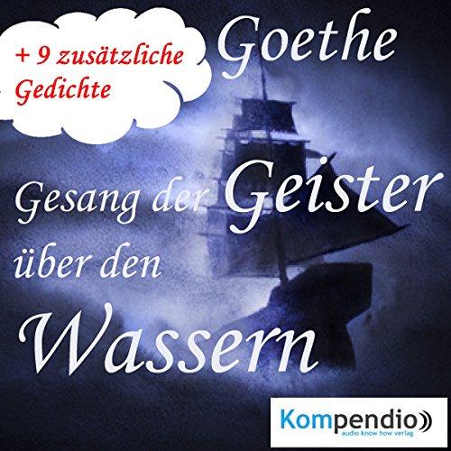 Gesang der Geister über den Wassern audiobook cover art