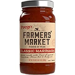 Picked at peak of freshness Made with vine-ripened tomatoes, olive oil and oregano No artificial colors, no artificial flavors and no added preservatives High-quality ingredients Recyclable mason jar package