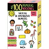 MIS 100 PRIMERAS NOCIONES - TARJETAS DE APRENDIZAJE BILINGÜES...