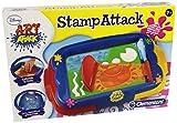 Art Attack - Stamp Attack Camisetas, Juego Creativo (Clementoni 654444)