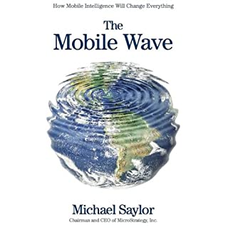 The Mobile Wave audiobook cover art