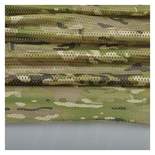 Multicam Pattern Camouflage Net Cover Insect Proof net Mesh Fabric...