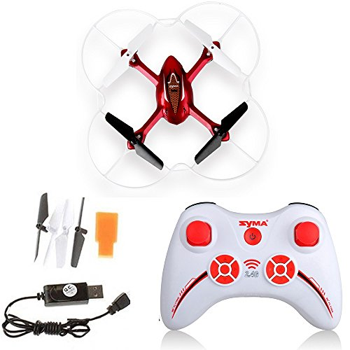 Syma X11C 4 Channel 6 Axis 2.4G RC Remote Control Quadcopter With HD Camera 200W Pixels Gyro/Flash Lights 360-degree 3D...