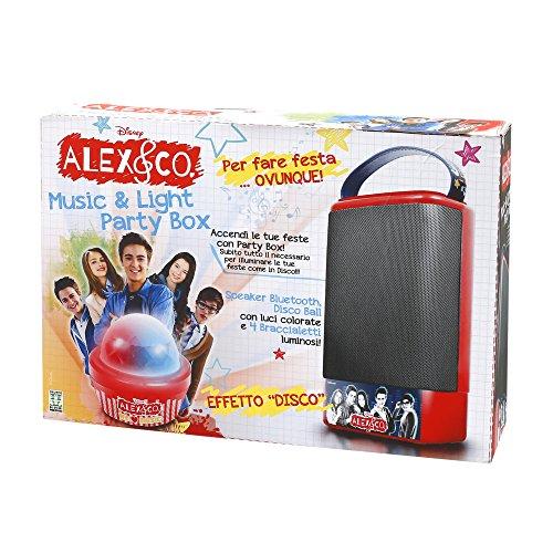 Giochi Preziosi Alex & Co Macchina Karaoke, Colore 3, ALE02000