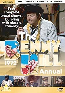 The Benny Hill Annual - 1972
