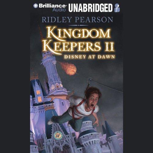 The Kingdom Keepers II Titelbild