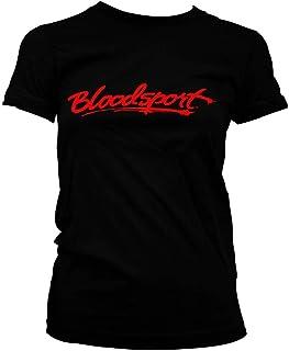 Bloodsport Officially Licensed Logo Women T-Shirt