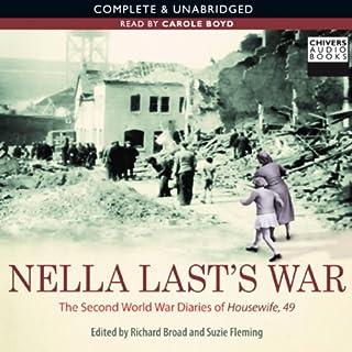 Nella Last's War cover art