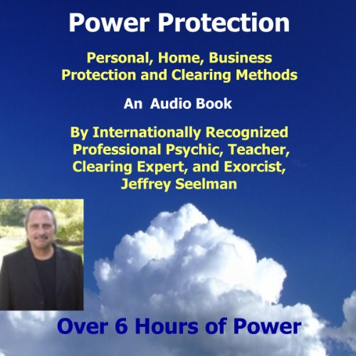Power Protection audiobook cover art