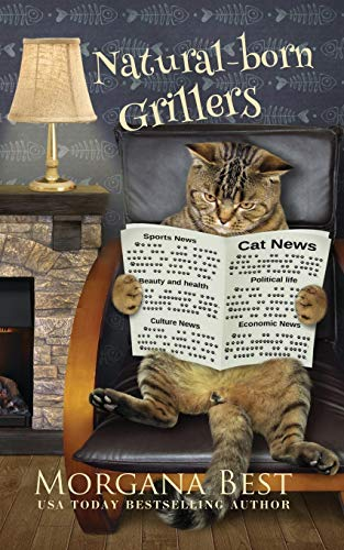 Natural-born Grillers (Australian Amateur Sleuth, Band 2)