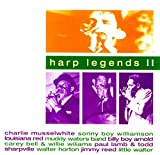 Harp Legends Series - Volume 2 (1997) Catfish Records / UK Import - Various Artists