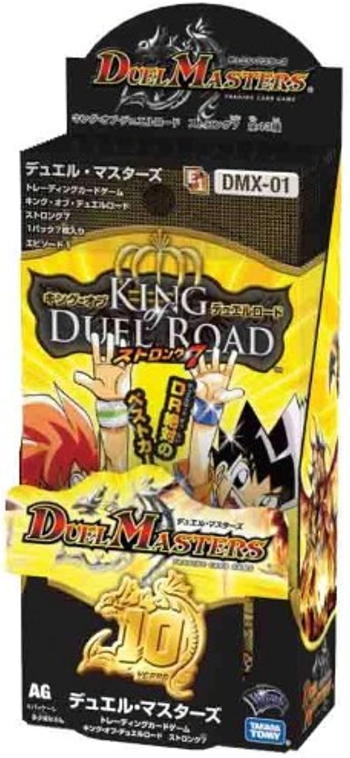 Duel Masters King Of Duel Road Strong 7 [DMX01] (12packs) (japan import)