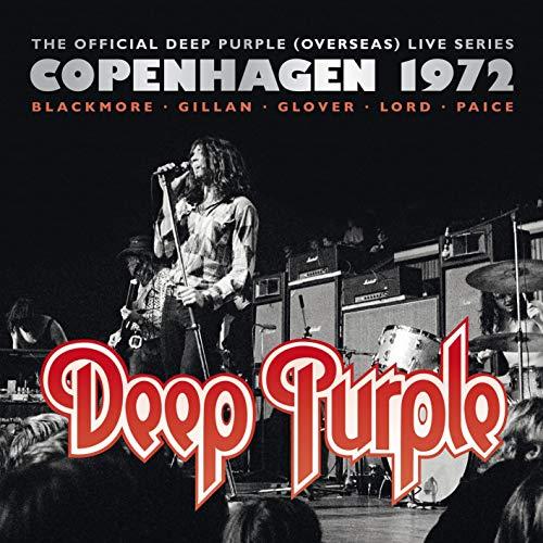 Deep Purple: Copenhagen 1972 [Vinyl LP] (Vinyl)