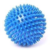 66FIT - Bola masajeadora con Pinchos (Blanda, 1 Unidad, 10 cm)