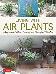 Living with Air Plants book